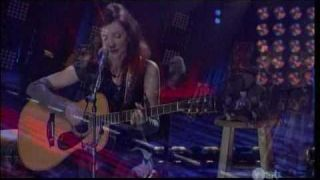 Patti Griffin - Heavenly Day - Live.avi