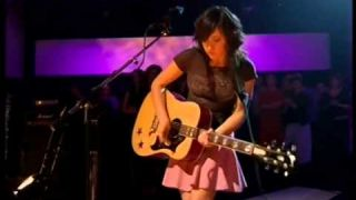 KT Tunstall Black Horse & The Cherry Tree at Later with Jools Holland 2004